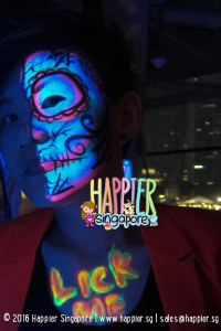 Halloween-Skull-UV-glow-Face-Painting-Singapore1-225x300