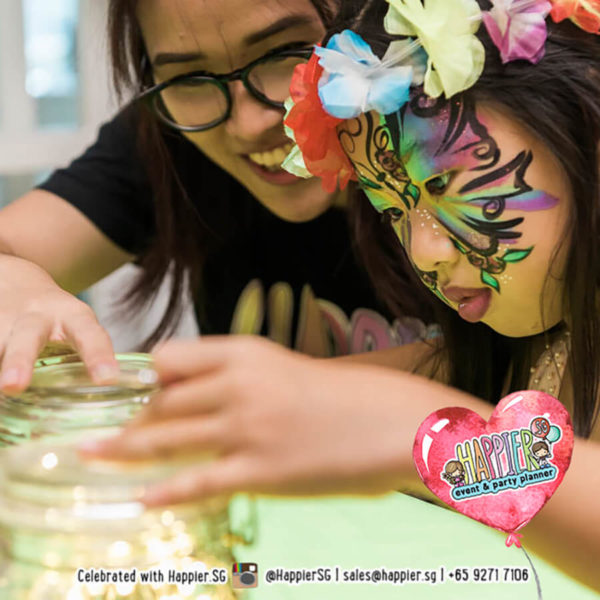 Art and craft party package 18A