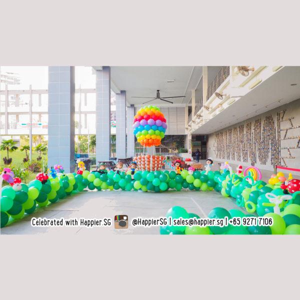 Children's Day Balloon Decoration