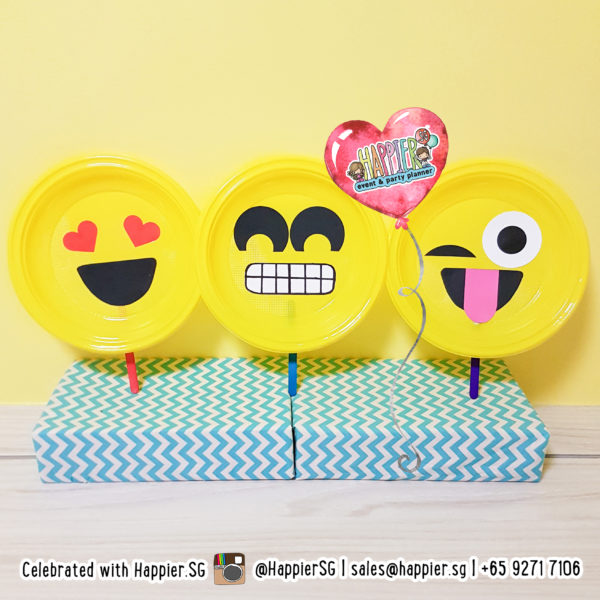 Emoji Party Crafts