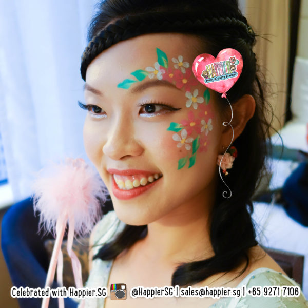 Face Paint Makeup Artist