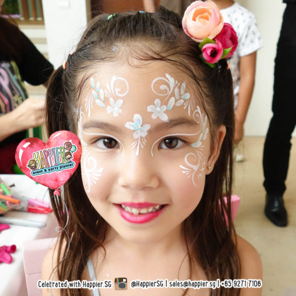 Face Painting Party Packages