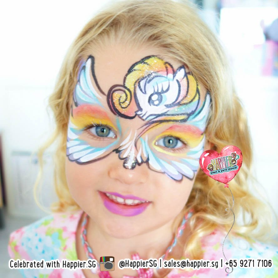 face painting services best face painters in singapore
