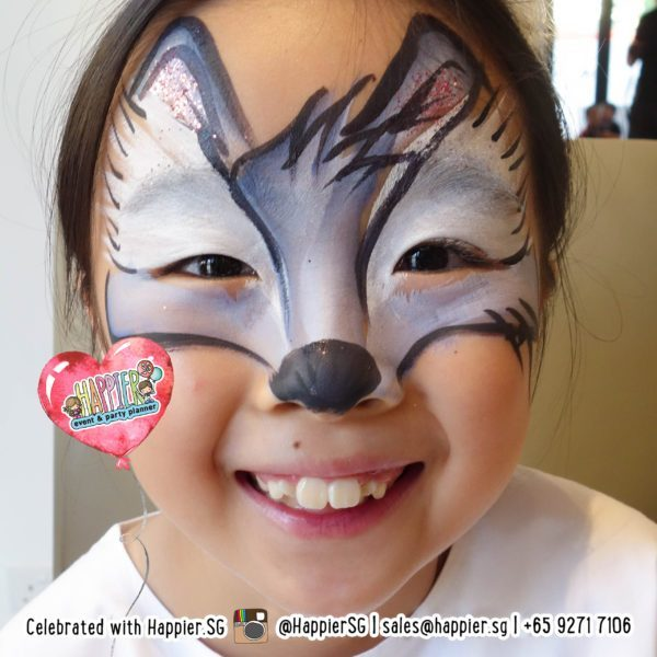 Face Painting Services Best Face Painters In Singapore Happier Singapore