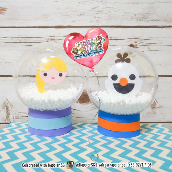 Frozen Party Crafts
