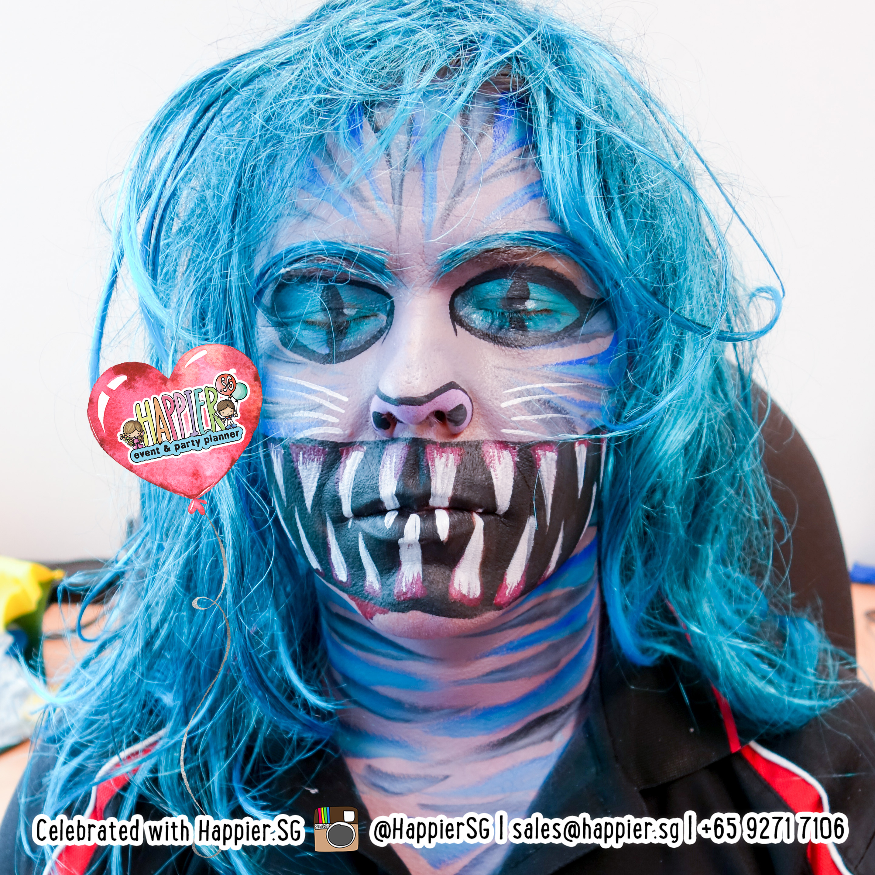 Special Effects Face Paint