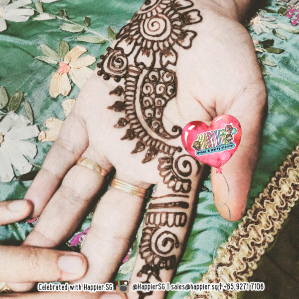 Henna Tattoo Singapore