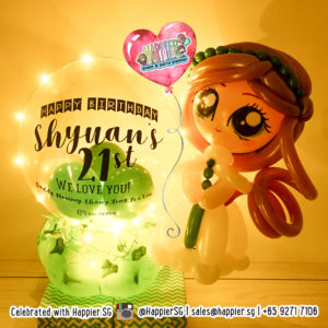 Customised Balloons | Personalised Balloon