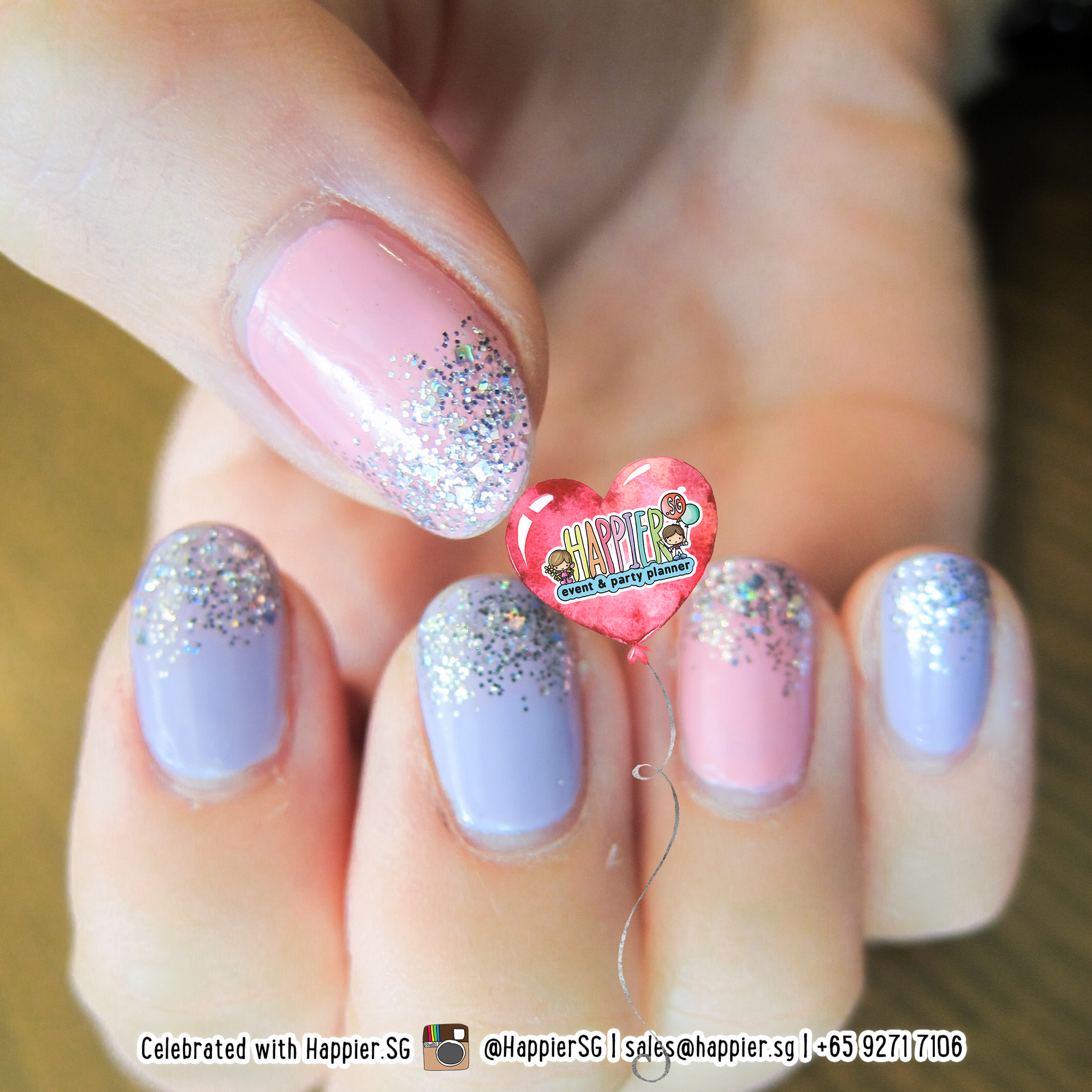 Mobile Nail Service | Kids Spa Party & Manicure Party