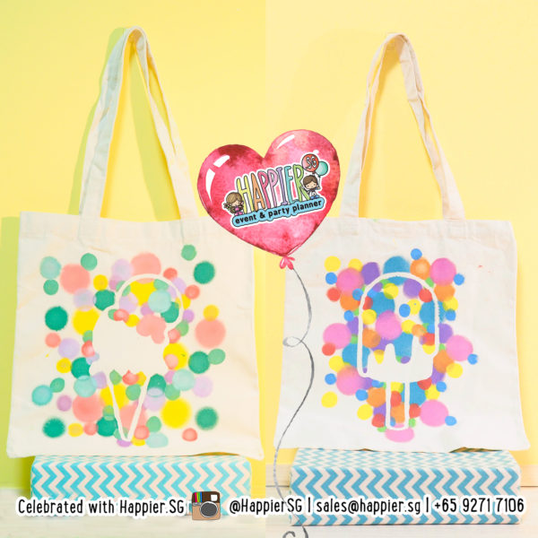 Tote Bag Painting | Canvas Bag Painting Workshop