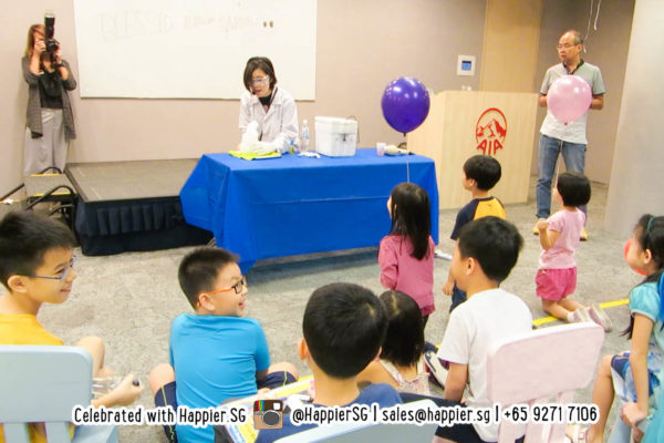 Science Show Mad Scientist Singapore