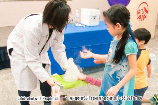 Science Show Mad Scientist Singapore
