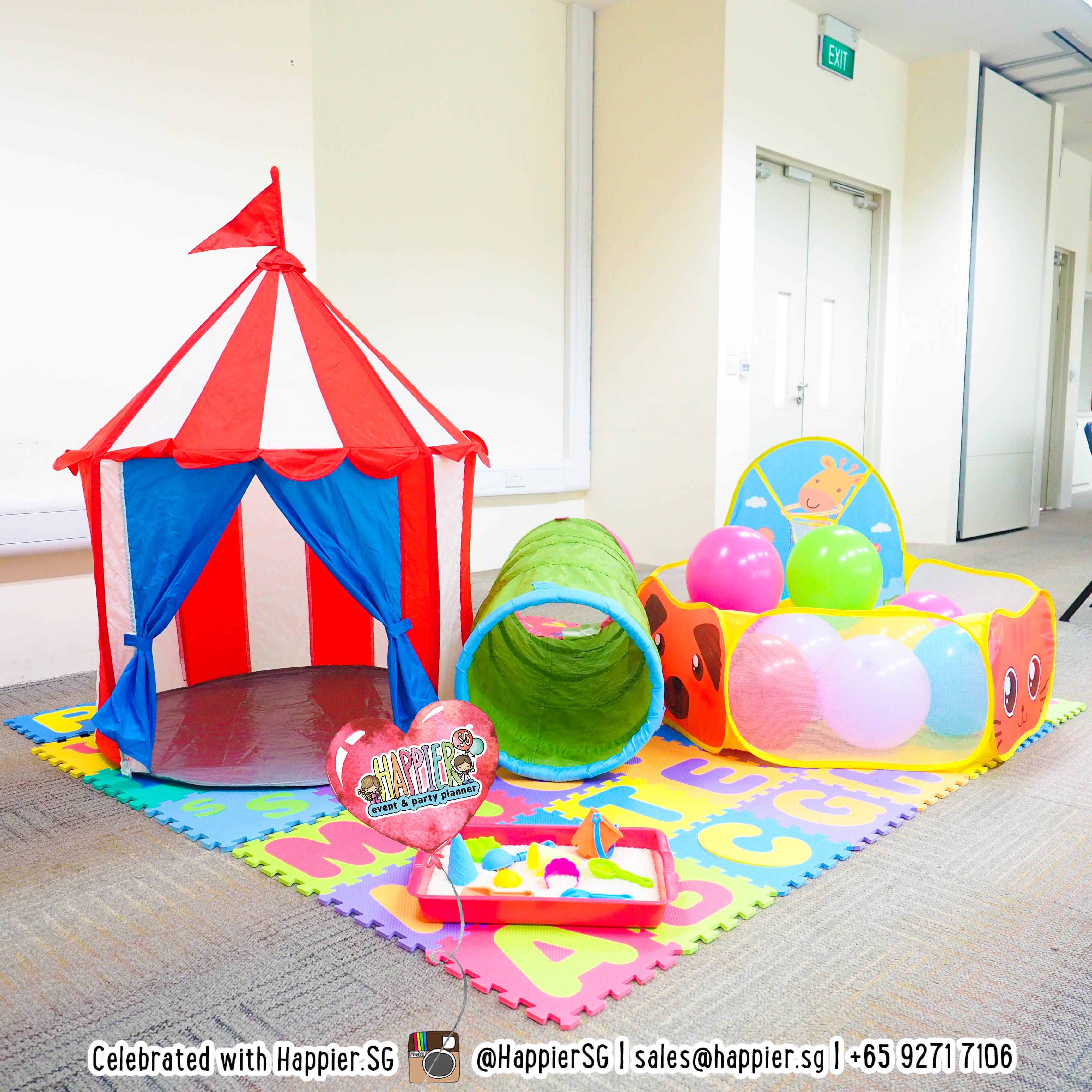 watch 08015 a9659 Sensory Play | Toddler Birthday Party Activities Singapore ...