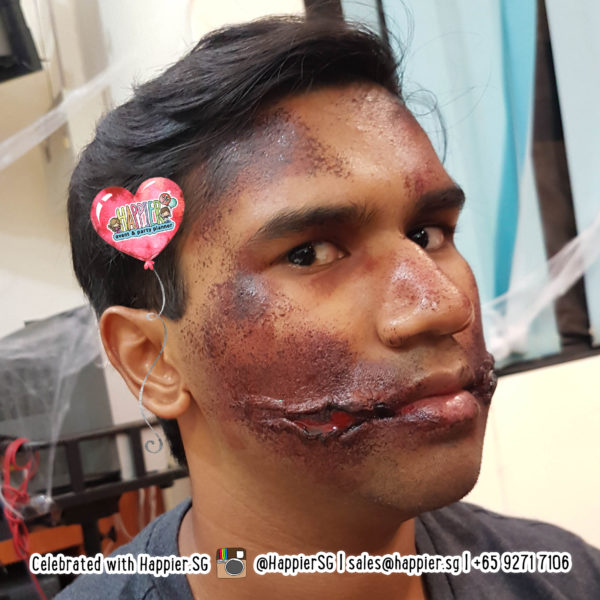 Special Effects Face Paint Makeup Artist