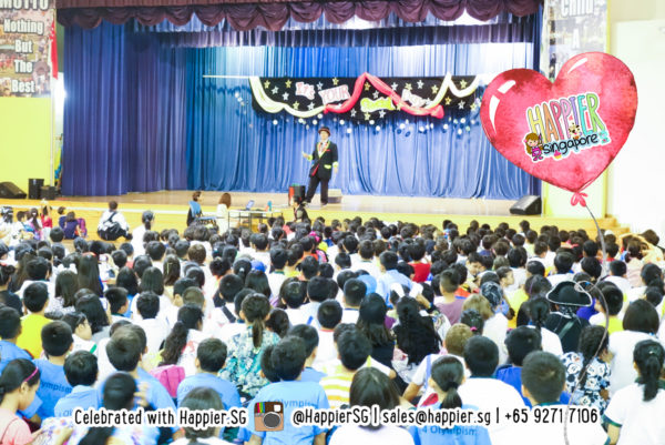 Stage Magic Show Kids Magician