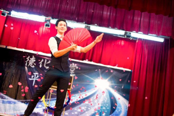 Stage Magic Show Adult Magician