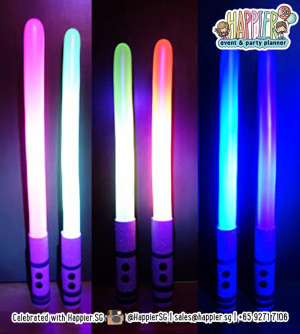 Star Wars Light Saber Party Crafts