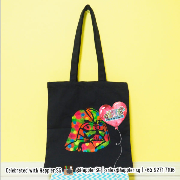 Star Wars Party Crafts Canvas Bag Painting