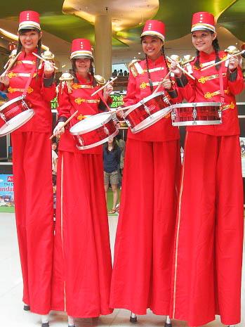 Stilt Walker Singapore
