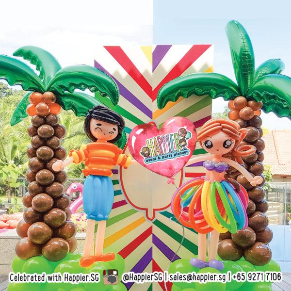 Teens Birthday Balloon Decoration