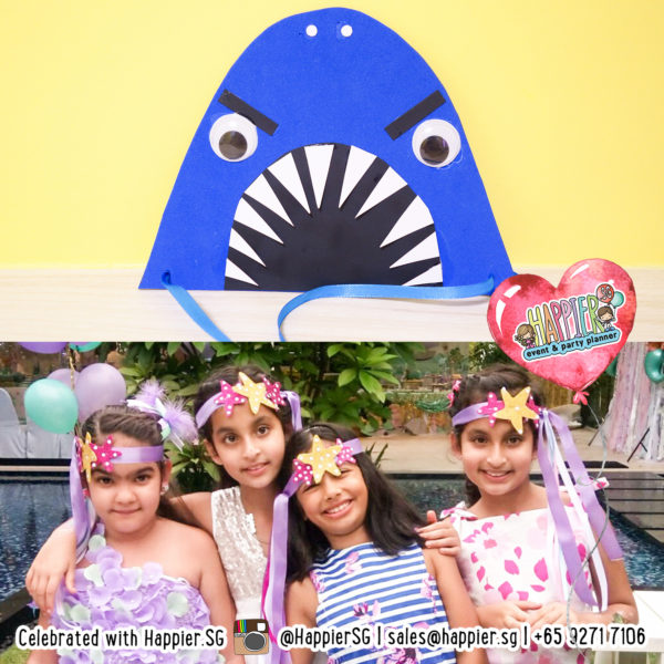 Under the Sea Party Crafts