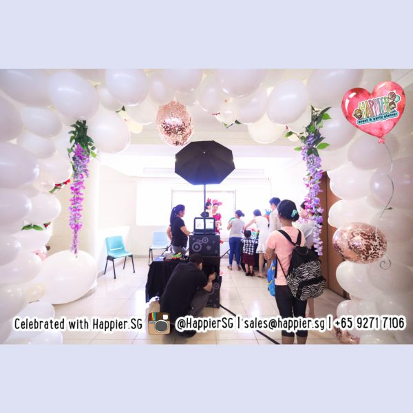 Wedding Stage Decoration Arch Rental Packages In Singapore