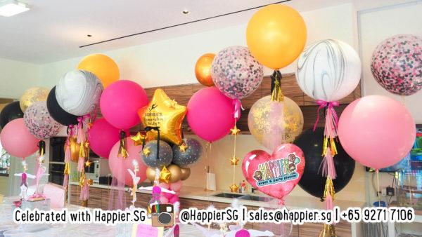 Star Giant Helium Balloons