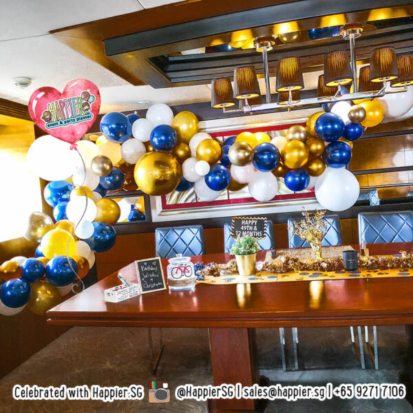 16th birthday party balloon decoration 1.jpg 50th birthday party balloon decoration