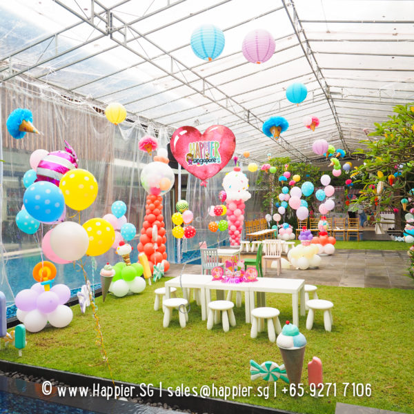 Candy-land-balloon-decoration