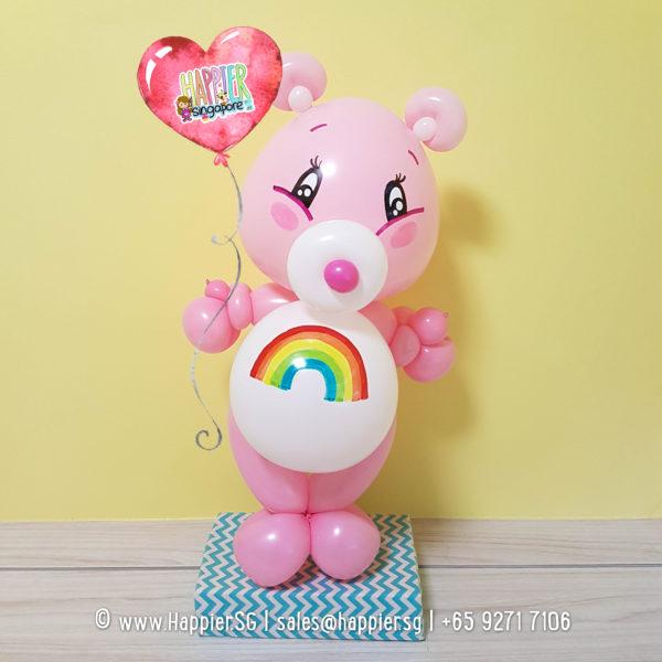 Care-bear-balloon-sculpture-decoration