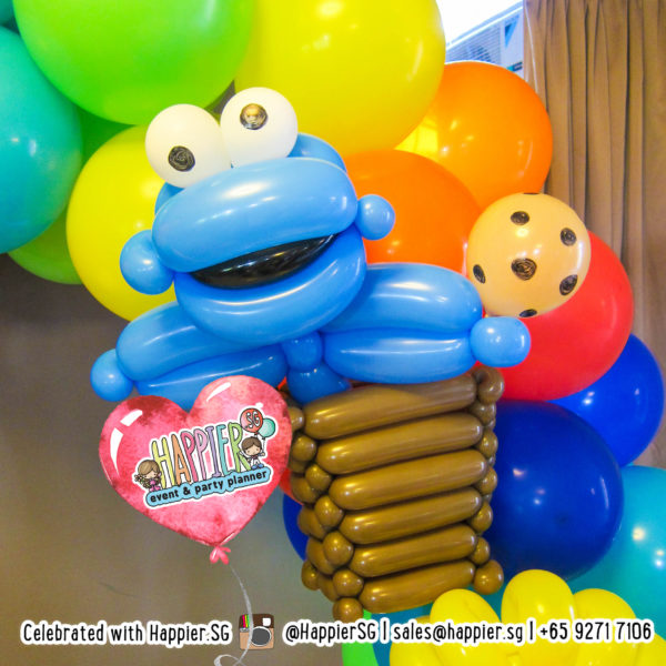 Cookie-monster-Balloon-Sculpture-decoration