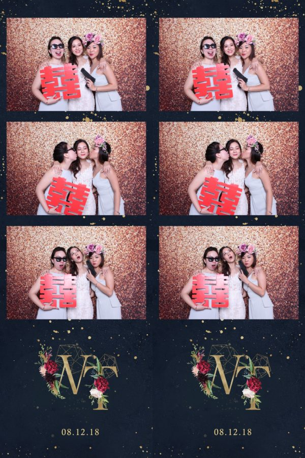 GIF photo booth for wedding 2
