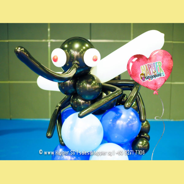 Mosquito-balloon-sculpture-decoration