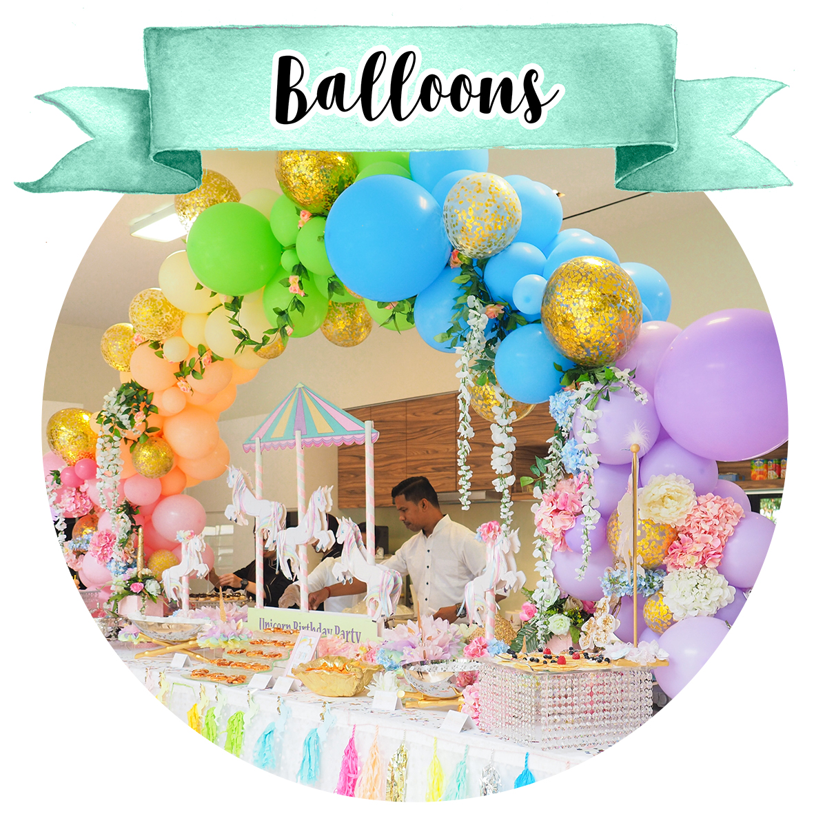 Party planner singapore