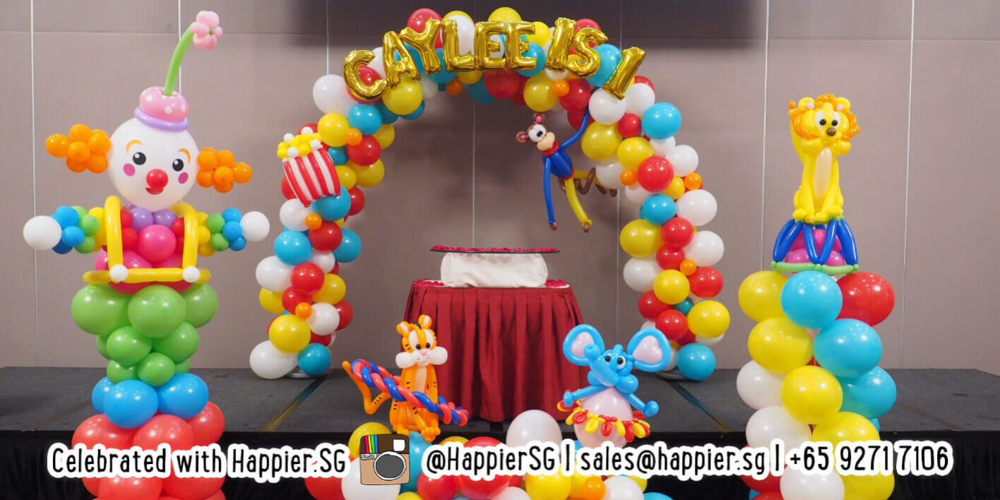 Throwing A Carnival Themed Party For Your Child S Birthday
