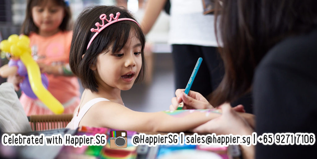 Kids Party Planner, Singapore Birthday Party Packages